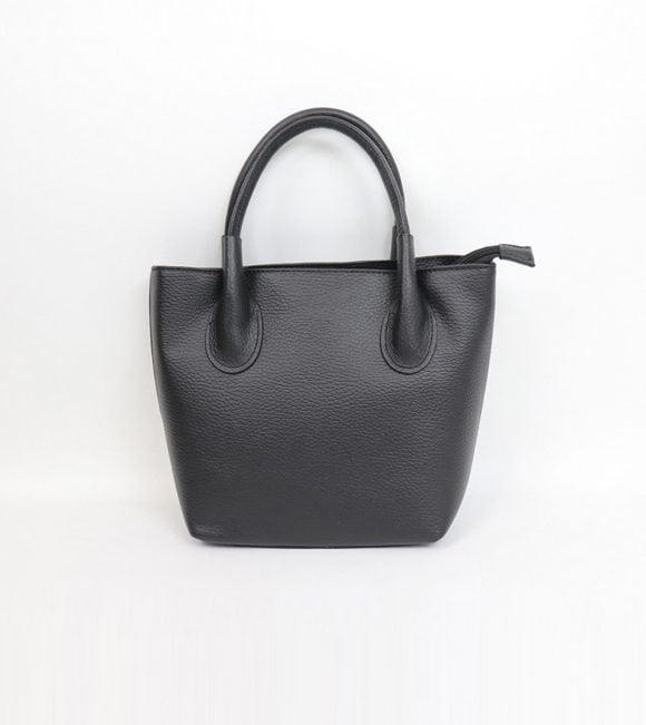 Bagitali Leather Handbag Style Full View